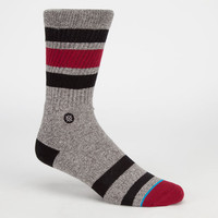 Stance Supply Mens Crew Socks Multi One Size For Men 23759495701