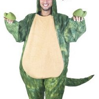 Adult Triceratops Costume (Size: Standard 44)