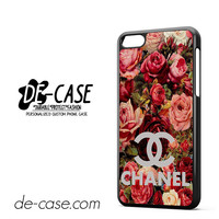 Floral Chanel 2 For Iphone 5C Case Phone Case Gift Present YO