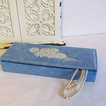 Faux Leather Box Daisy Gifts Mod Boxes