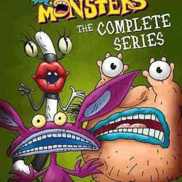 Aahh Real Monsters-Complete Series (Dvd) (Ff/8Discs)