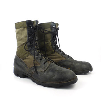 Big Size Mens Boots Size 38-46 Man Outdoor Boots Autumn Winter Men Thick Sole Shoes Black Khaki Tracking Shoes For Men Reputation First Back To Search Resultsshoes Men's Shoes
