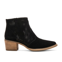 Steven Daly Bootie in Black