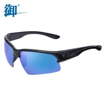 2018 New Water Sports Glasses Floating Mirror To See Drift Fishing Glasses Hd Clear Outdoor Polarized fishing Sunglasses