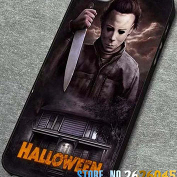 Michael Myers Phone Case (iPhone & Galaxy Only) - Horror Collection