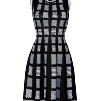 Issa - Intarsia Knit Bay Dress