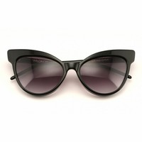 Wildfox Sunwear Grand Dame Sunglasses in Black