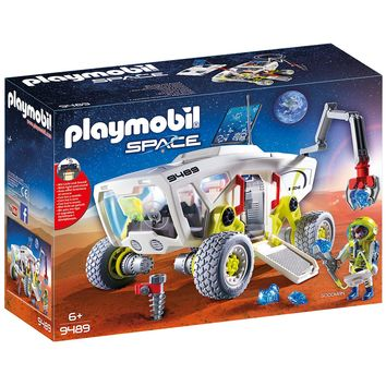 Playmobil 9489 Mars Research Vehicle