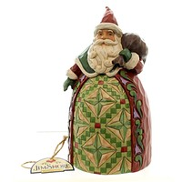 Jim Shore Goodwill To All Christmas Figurine