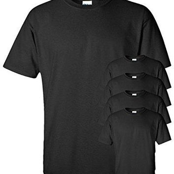Gildan Men's Ultra Cotton T-Shirt (5 Pack)