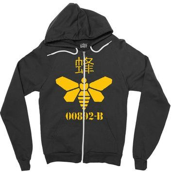 breaking bad   heisenberg chemicals   cult Zipper Hoodie