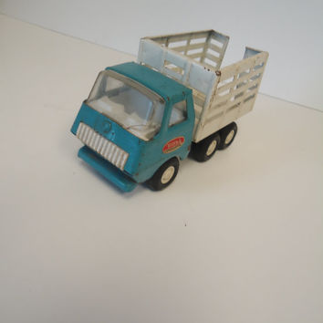 Vintage Toy Rusty Pick Up Truck Tonka Toronto Canada Die-Cast Metal