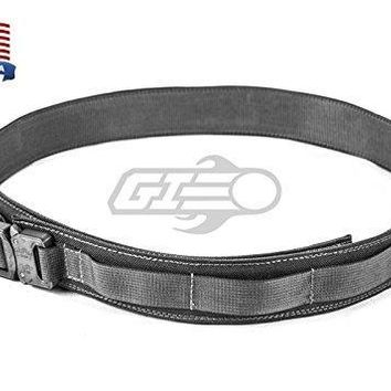 Cobra Gun Belt Color- Black (XX-Large)