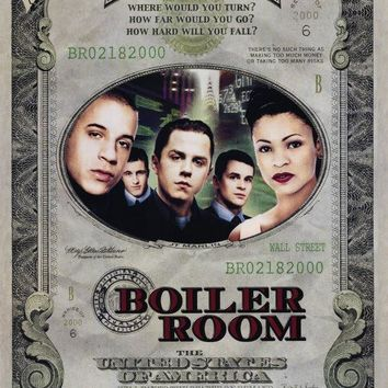 Boiler Room 27x40 Movie Poster (2000)