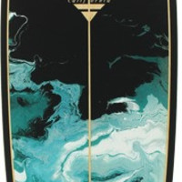 Dusters Kosher Cruiser Complete 9.5x33 Turquoise Longboard