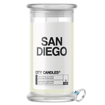 San Diego | City Candle®