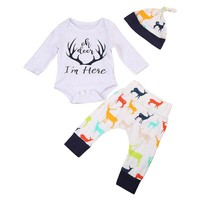 Baby Boy Girl Clothes