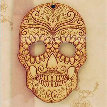 Best Sugar Skull Ornament Products On Wanelo