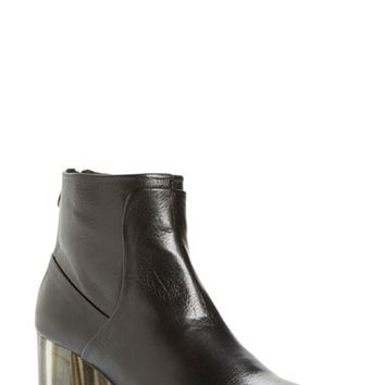 Topshop 'Music' Round Toe Ankle Boot (Women) | Nordstrom