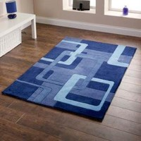 Innovations 132 Rug Blue