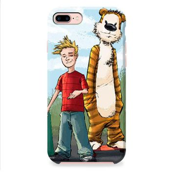 Calvin And Hobbes 2 iPhone 8 | iPhone 8 Plus Case
