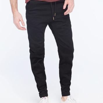 CHARLES AND A HALF Mens Twill Jogger Pants | Joggers & Sweatpants