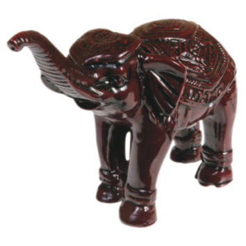 Top Fin® Small Elephant Aquarium Ornament