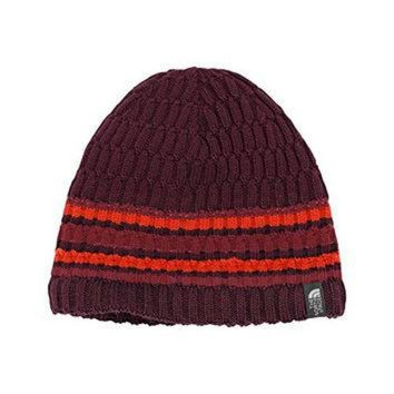 DCCKBWS The North Face The Blues Beanie Sequoia Red OS