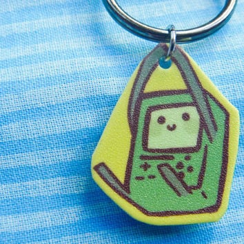 Beemo key chain Adventure time by thebluecanary on Etsy