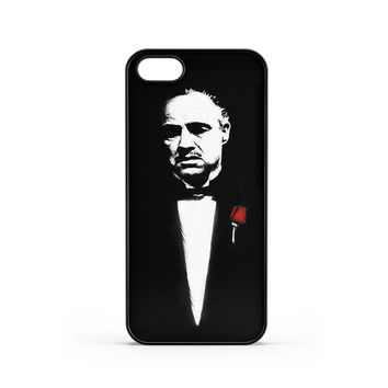 Godfather Don Corleone iPhone 5 / 5s Case