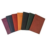 Genuine Leather Passport Cover Holder Wallet Case Travel Many Colors 601 CF BLIND (C)