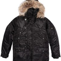 Spiewak Snorkel Parka with Fur Trim