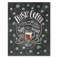 Irish Coffee - Print & Canvas