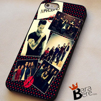 Maroon 5 collage art iPhone 4s iphone 5 iphone 5s iphone 6 case, Samsung s3 samsung s4 samsung s5 note 3 note 4 case, iPod 4 5 Case