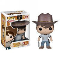 Kirin Hobby : POP! Television Walking Dead: Carl Vinyl Figure by Funko 849803038021