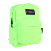 JanSport Superbreak® Fluorescent Green - Zappos.com Free Shipping BOTH Ways