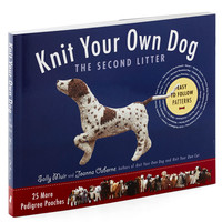 Knit Your Own Dog the Second Litter | Mod Retro Vintage Books | ModCloth.com