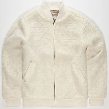 Altamont Mung Mens Jacket Bone  In Sizes