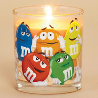 4 Votive Candles - M&m Group