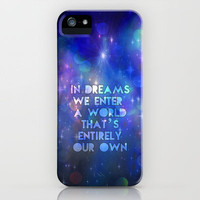 In dreams iPhone Case by Sylvia Cook Photography | Society6