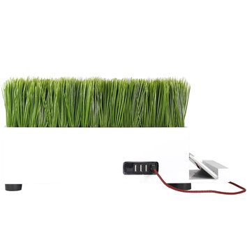 4 Port - White, Baby Grass Charging Station