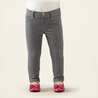 sparkle cord jeggings