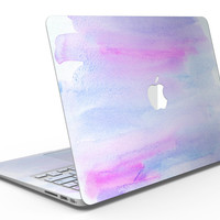 Tie Dyed Absorbed Watercolor Texture - MacBook Air Skin Kit