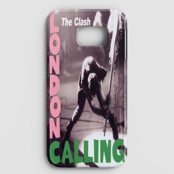 London Calling The Clash Samsung Galaxy Note 8 Case