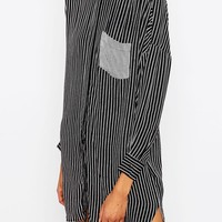 ASOS Stripe Shirt Dress at asos.com