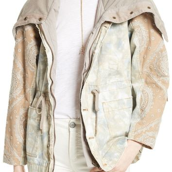 Free People Layered Parka | Nordstrom