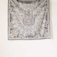Sketched Hand Tapestry | Urban Outfitters