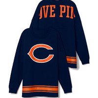 Chicago Bears Varsity Crew - PINK - Victoria's Secret