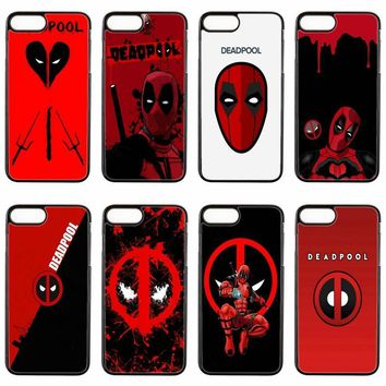 Deadpool Dead pool Taco Marvel  logo cover case For LG G2 G3 G4 Stylus G5 G6 Nexus 4 5 5x google 6 K10 2017 V20 phone case AT_70_6