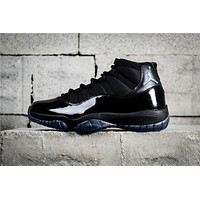 Air Jordan 11 Retro Black/gamma Blue 378037 006 | Best Deal Online